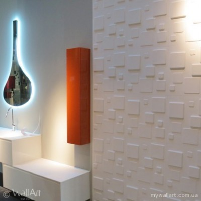 Інтер`єри на фото з панелями для стін WallArt